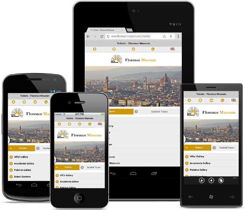 mobile - Realizzazione Siti Mobile